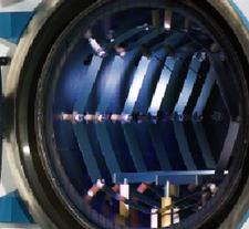 Tool Room Vacuum Furnace Hot Zone