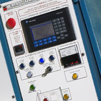Control System for Tool Room Vacuum Furnace