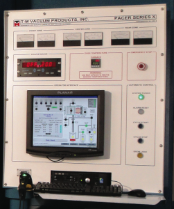 Pacer Series Control Panel