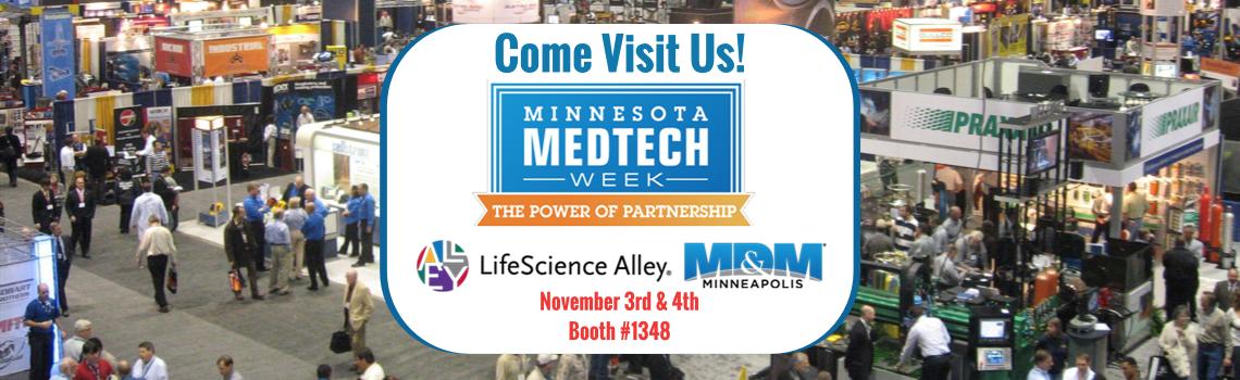 TM Vacuum will be at Medtech Week!