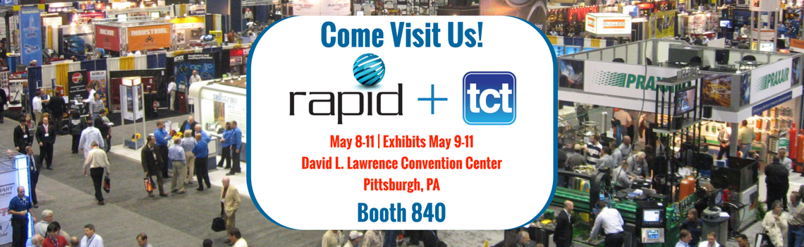 Visit TM Vacuum at Rapid + tct