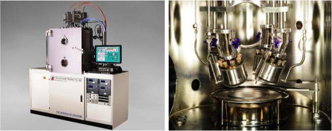The Endeavor 24™ is a flexible vacuum system platform