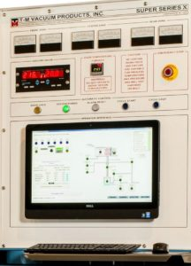 Super Series Control Panel; Click to enlarge.